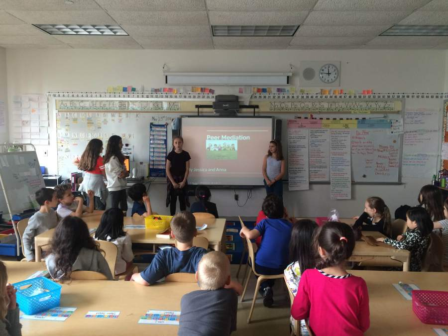 Peer Mediation-2nd Grade.JPG